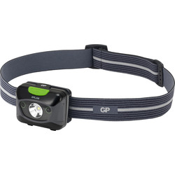 GP GP XPLOR PHR15 LED Rechargeable Distance Sensor Head Torch 300lm - 88854 - from Toolstation