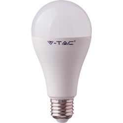 V-TAC V-TAC Smart LED GLS Bulb 15W A65 ES RGB+W 1300lm - 88877 - from Toolstation