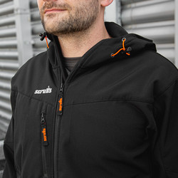 Scruffs Worker Softshell Jacket