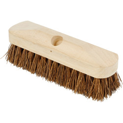 "Hill Brush Company Deck Scrub Brush 9"" - 89050 - from Toolstation"