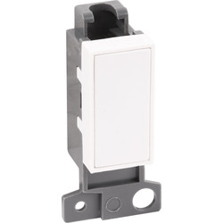 Scolmore Click Click Mode Grid Module Blank - 89112 - from Toolstation