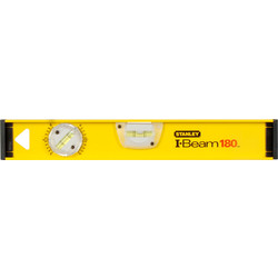 Stanley Stanley I-Beam Spirit Level 400mm - 89129 - from Toolstation