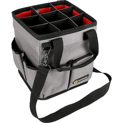 C.K Magma 3 In 1 Tools & Materials Tote 275 x 250 x 250mm