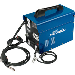 Draper Draper 16057 100A MIG Gas/Gasless Welder 230V - 89182 - from Toolstation