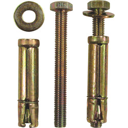 JSP Concrete Fixing Bolts  - 89201 - from Toolstation