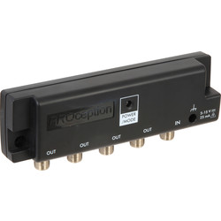 PROception PROception Dual Mode Sky/Freeview Amplifier & Flexible Power 4 Way Internal Amp - 89212 - from Toolstation