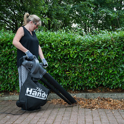 The Handy Garden Blower & Vacuum