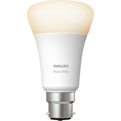Philips Hue Philips Hue White Bluetooth Lamp B22/BC - 89323 - from Toolstation
