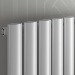 Ximax Bristol Single Vertical Designer Radiator