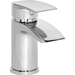 Highlife Coll Mono Basin Mixer Tap  - 89438 - from Toolstation
