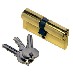 6 Pin Double Euro Cylinder