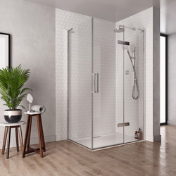 Mira Mode Dual Thermostatic Digital Mixer Shower