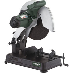 Metabo Metabo CS 23-355 2300W Metal Chop Saw 240V - 89564 - from Toolstation