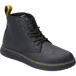 Dr Martens Dr Martens Ledger Safety Boots Black Size 12 - 89601 - from Toolstation