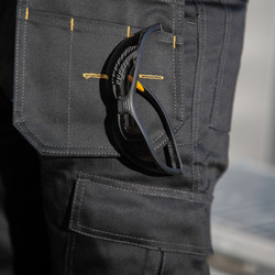 DeWalt Reinforcer Safety Glasses