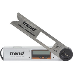 "Trend Trend Digital Angle Finder 200mm / 8"" - 89680 - from Toolstation"