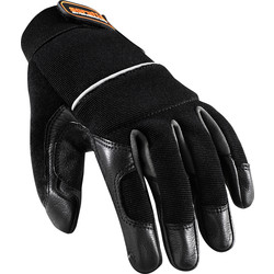 Scruffs Scruffs Leather Trim Gloves X Large - 89703 - from Toolstation