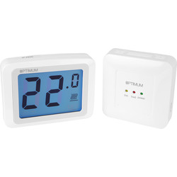 Tower Touchscreen Room Thermostat