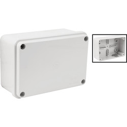 IMO Stag IMO Stag IP56 Enclosure 120 x 80 x 50mm - 89846 - from Toolstation