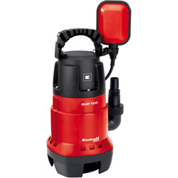 Einhell Einhell GC-DP 7835 Dirty Water Pump 780W - 89848 - from Toolstation