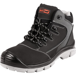 Blackrock Dawson Safety Hiker Boots Size 8 - 89918 - from Toolstation