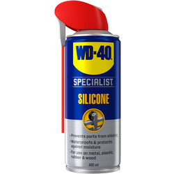 WD-40 WD-40 Specialist Silicone 400ml - 89943 - from Toolstation