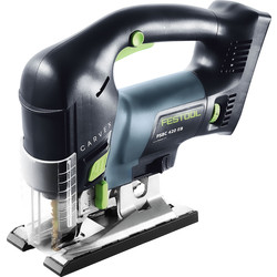 Festool Festool PSBC 420 18V Li-Ion Cordless Jigsaw Body Only - 89951 - from Toolstation
