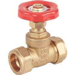 Gate Valve 22mm - 90051 - from Toolstation