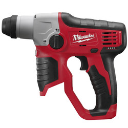 Milwaukee Milwaukee M12H 12V Li-Ion Cordless Compact SDS 2 Mode Hammer Drill Body Only - 90132 - from Toolstation