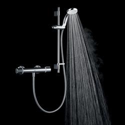 Mira Reflex EV Thermostatic Bar Mixer Shower