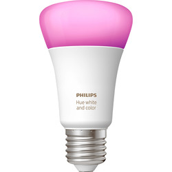 Philips Hue Philips Hue White And Colour Ambiance Bluetooth Lamp E27/ES - 90289 - from Toolstation