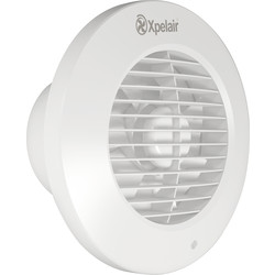 Xpelair Simply Silent DX150R Round Extractor Fan