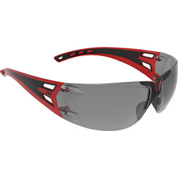 JSP Forceflex 3 Safety Glasses Smoke