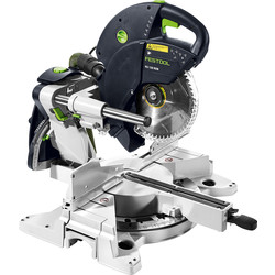 Festool Festool KS 120 REB GB 260mm Sliding Compound Mitre Saw 110V - 90376 - from Toolstation