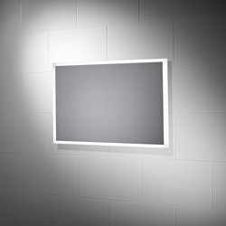 Sensio Sensio Glimmer 900 Diffused LED Mirror 600 x 900 x 43mm - 90385 - from Toolstation