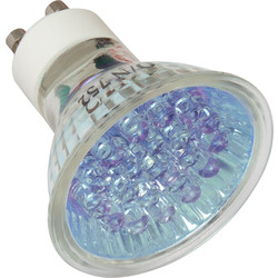 LED Glass GU10 Lamp