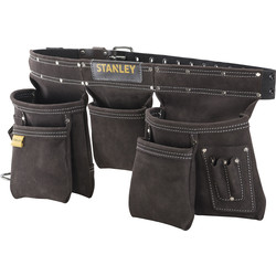 Stanley Stanley Leather Tool Apron  - 90609 - from Toolstation