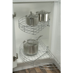 Hafele Kitchen Carousel 1/2 Circle
