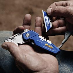 Irwin Bi-Metal Blue Blade