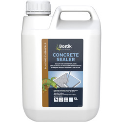 Bostik Bostik Concrete Sealer 5L - 90684 - from Toolstation