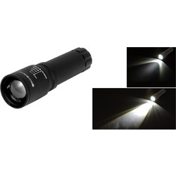 Nightsearcher Nightsearcher Zoom LED Torch  - 90694 - from Toolstation