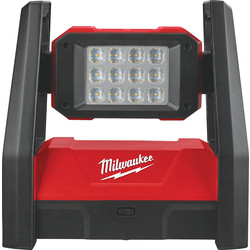 Milwaukee Milwaukee M18HAL-0 18V Li-Ion LED High Performance Area Light Body Only - 90852 - from Toolstation
