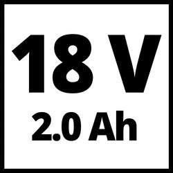 Einhell Classic 18V 24cm Cordless Grass Trimmer
