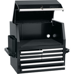 "Draper Draper Tool Chest 26"" 8 drawer - 90928 - from Toolstation"