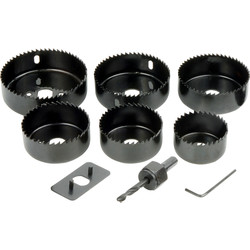 Toolpak Downlight Holesaw Kit  - 90948 - from Toolstation