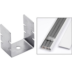 D Line Trade SAFE-D 40 Fire Rated Cable Clips For 38mm+ Trunking - 91049 - from Toolstation