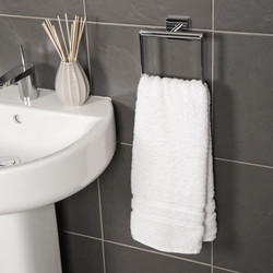 Croydex Chester Flexi-Fix Toilet Roll Holder