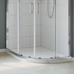 Mira Flight Safe Quadrant Shower Tray