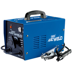 Draper Draper 160A Turbo Arc Welder 230V - 91149 - from Toolstation