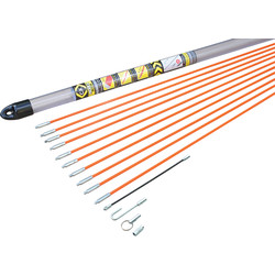 C.K Mighty Rods Cable Rod Set 10m